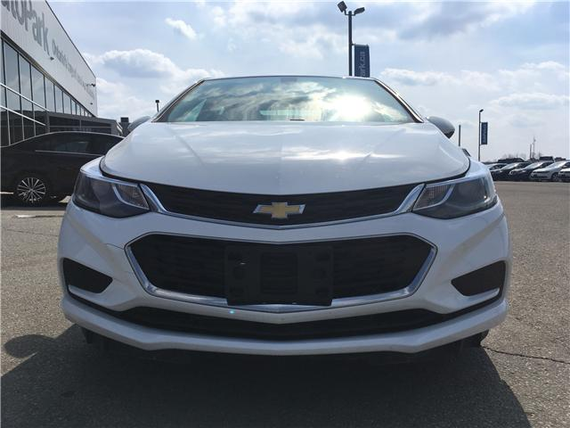 2017 Chevrolet Cruze LT Auto (Stk: 17-96738RJB) in Barrie - Image 2 of 25