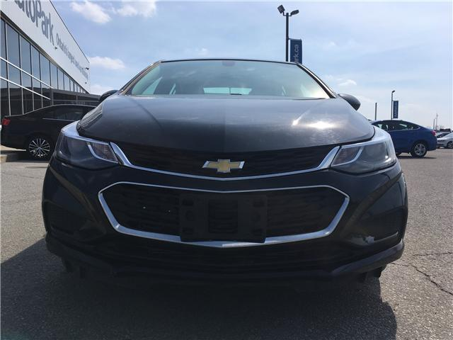 2017 Chevrolet Cruze LT Auto (Stk: 17-41258RJB) in Barrie - Image 2 of 26
