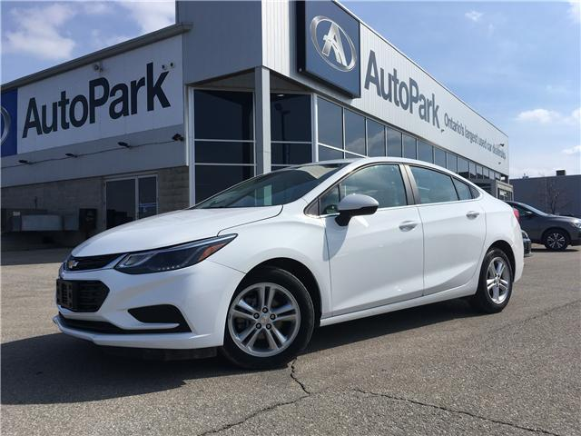 2017 Chevrolet Cruze LT Auto (Stk: 17-97514RJB) in Barrie - Image 1 of 26
