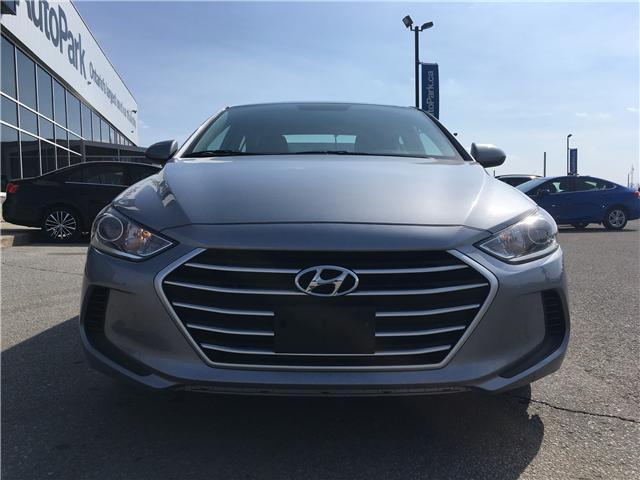 2017 Hyundai Elantra GL (Stk: 17-25893RJB) in Barrie - Image 2 of 23
