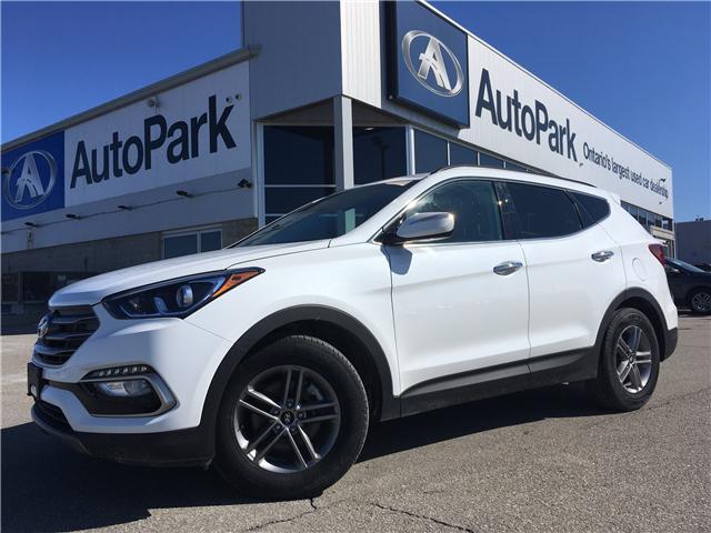 2018 Hyundai Santa Fe Sport 2.4 Premium (Stk: 18-39389RJB) in Barrie - Image 1 of 26