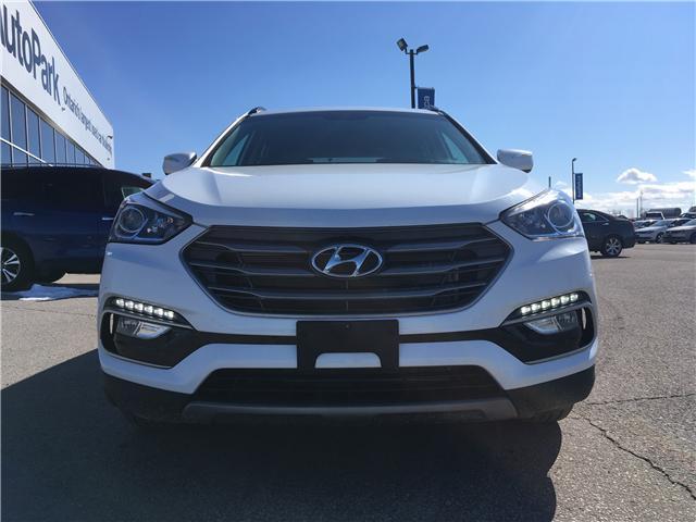 2018 Hyundai Santa Fe Sport 2.4 Premium (Stk: 18-39389RJB) in Barrie - Image 2 of 26