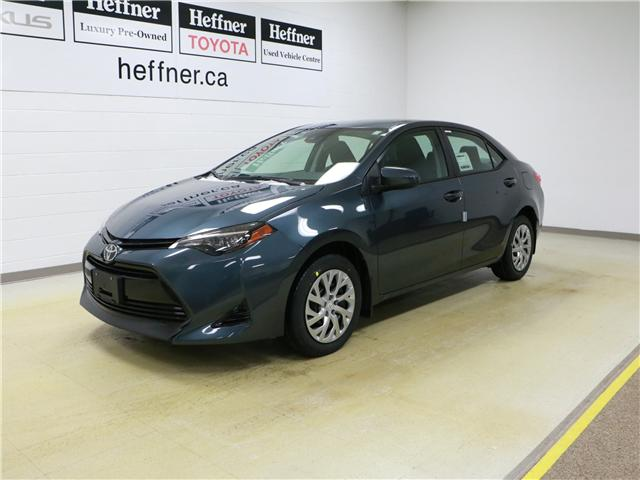 2019 Toyota Corolla LE (Stk: 190653) in Kitchener - Image 1 of 3