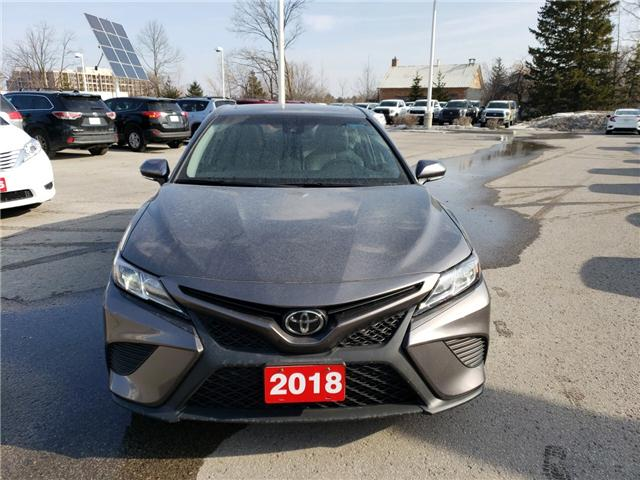 2018 Toyota Camry SE (Stk: P1728) in Whitchurch-Stouffville - Image 1 of 6