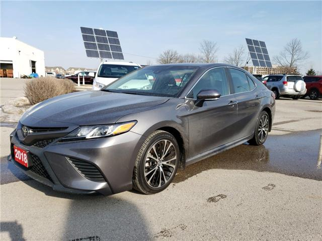 2018 Toyota Camry SE (Stk: P1728) in Whitchurch-Stouffville - Image 2 of 6