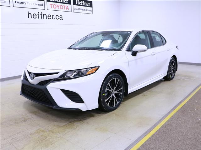 2019 Toyota Camry SE (Stk: 190727) in Kitchener - Image 1 of 3