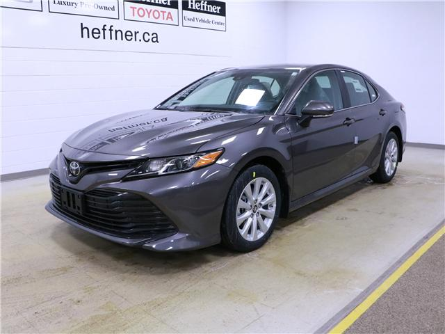 2019 Toyota Camry LE (Stk: 190728) in Kitchener - Image 1 of 3