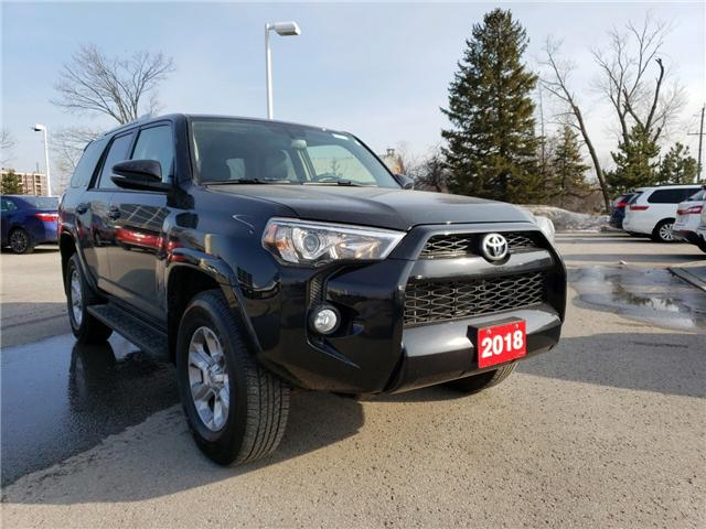 2018 Toyota 4Runner SR5 (Stk: P1718) in Whitchurch-Stouffville - Image 1 of 7