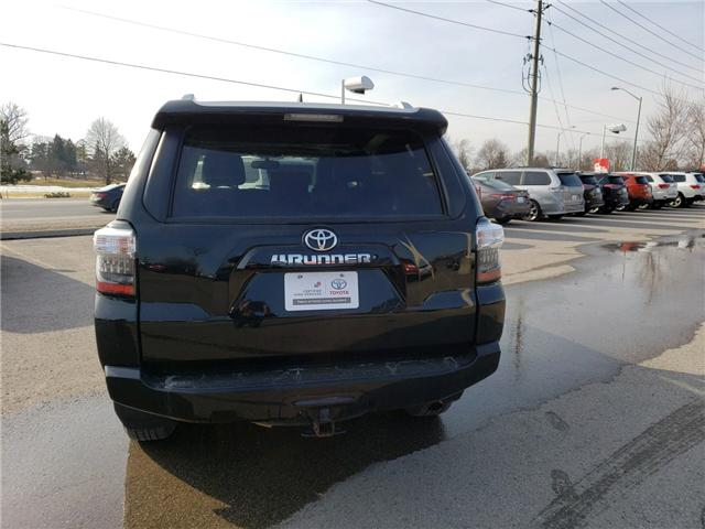 2018 Toyota 4Runner SR5 (Stk: P1718) in Whitchurch-Stouffville - Image 3 of 7