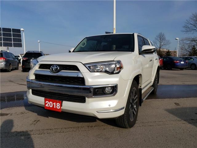 2018 Toyota 4Runner  (Stk: P1720) in Whitchurch-Stouffville - Image 1 of 6