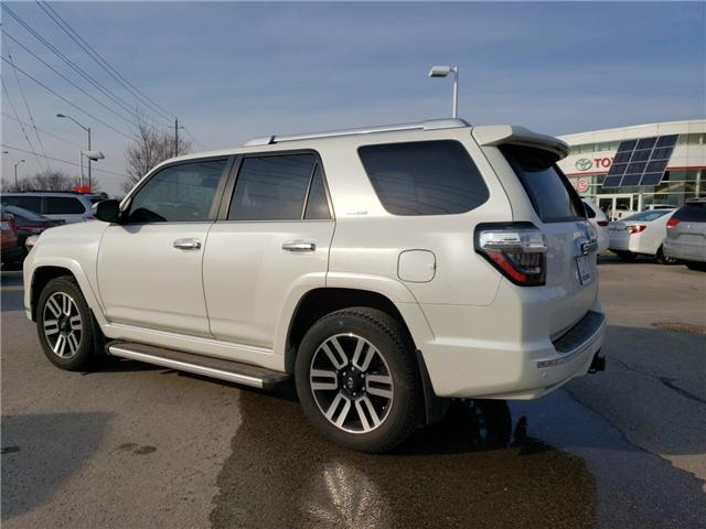 2018 Toyota 4Runner  (Stk: P1720) in Whitchurch-Stouffville - Image 2 of 6