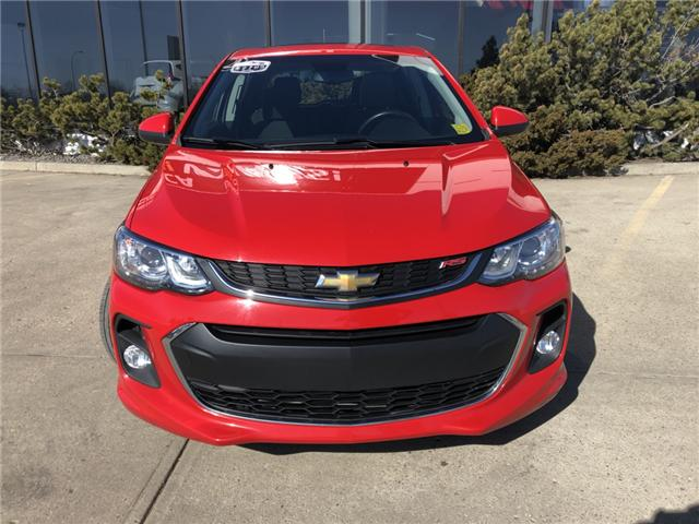 2017 Chevrolet Sonic LT Auto (Stk: WE225) in Edmonton - Image 2 of 20