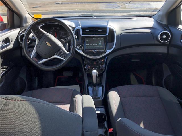 2017 Chevrolet Sonic LT Auto (Stk: WE225) in Edmonton - Image 11 of 20