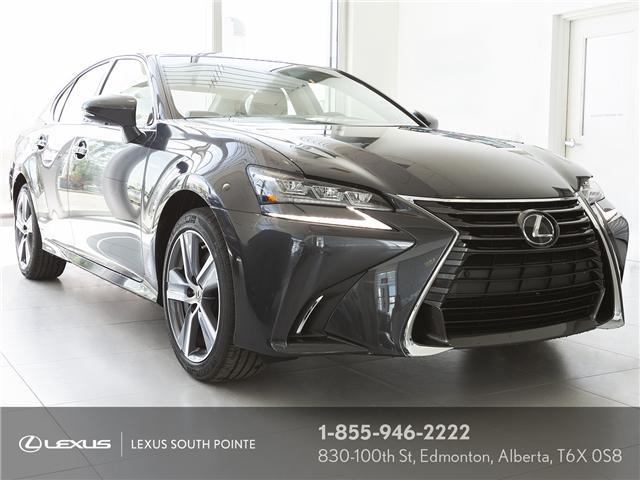 2018 Lexus GS 350 Premium (Stk: L800503) in Edmonton - Image 1 of 19