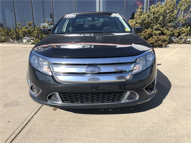 2010 Ford Fusion Sport (Stk: WE194A) in Edmonton - Image 2 of 18
