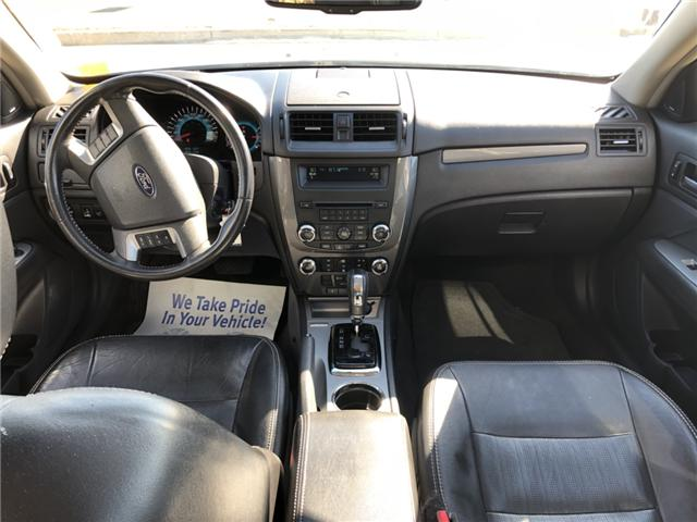 2010 Ford Fusion Sport (Stk: WE194A) in Edmonton - Image 11 of 18