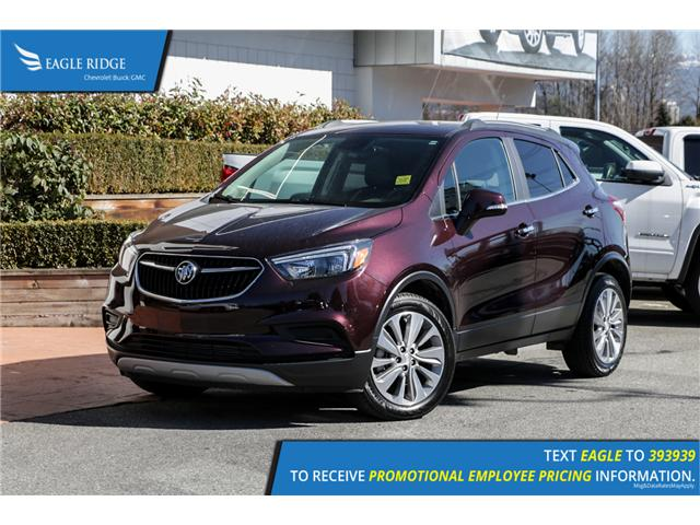 2018 Buick Encore Preferred (Stk: 189621) in Coquitlam - Image 1 of 15