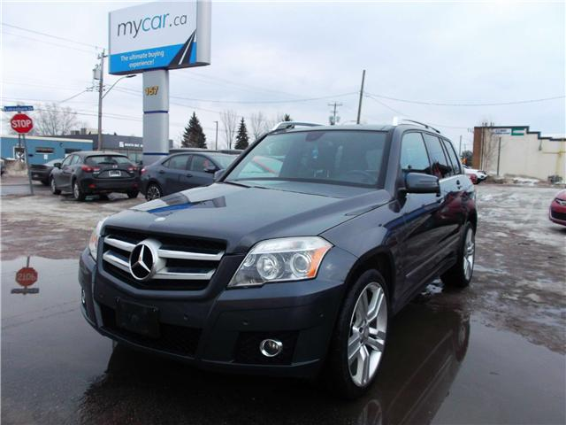 2011 Mercedes-Benz Glk-Class Base (Stk: 190311) in North Bay - Image 2 of 13