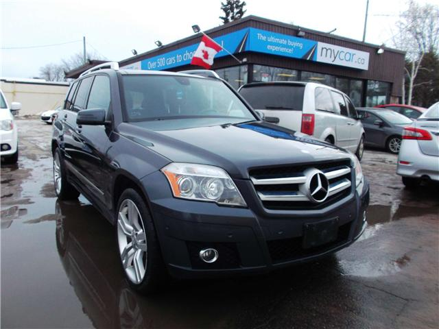 2011 Mercedes-Benz Glk-Class Base (Stk: 190311) in North Bay - Image 1 of 13