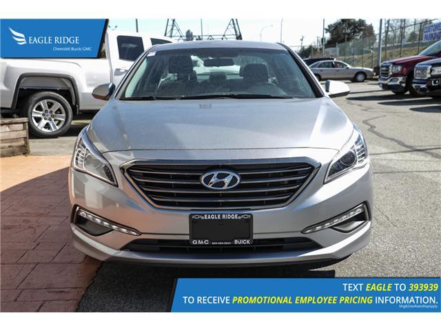 2017 Hyundai Sonata GL (Stk: 179252) in Coquitlam - Image 2 of 15