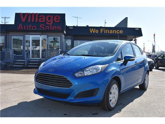 2014 Ford Fiesta SE (Stk: P36209) in Saskatoon - Image 1 of 28