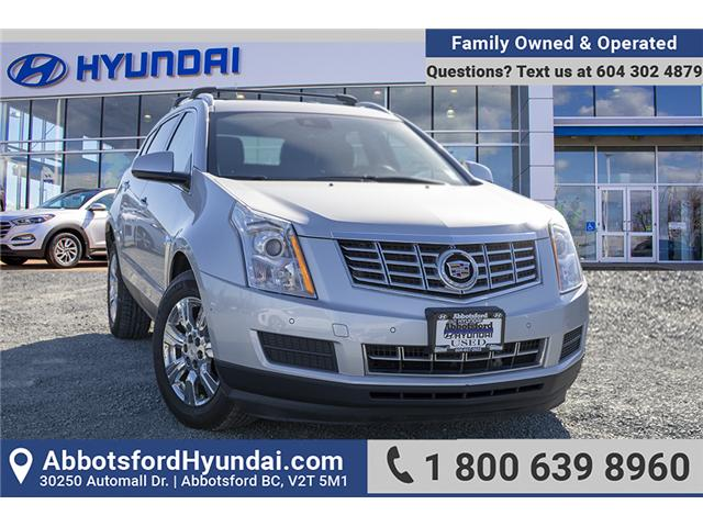 2015 Cadillac SRX Luxury (Stk: AH8806A) in Abbotsford - Image 1 of 27