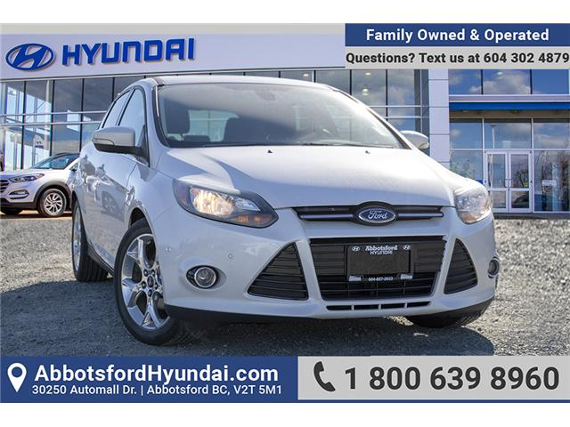 2012 Ford Focus Titanium (Stk: JK169844A) in Abbotsford - Image 1 of 29