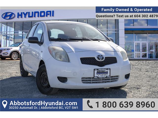 2006 Toyota Yaris LE (Stk: KA041826A) in Abbotsford - Image 1 of 27