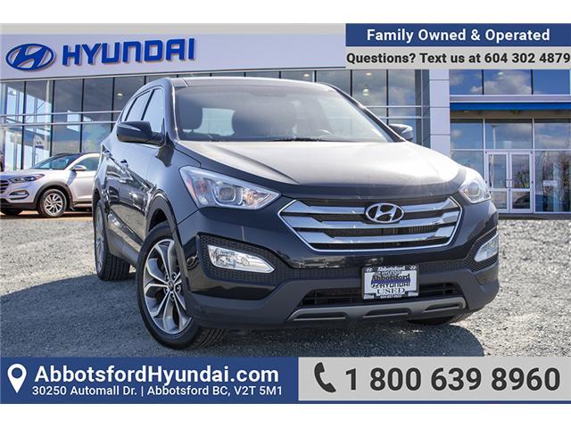 2013 Hyundai Santa Fe Sport 2.0T SE (Stk: KF080803A) in Abbotsford - Image 1 of 29