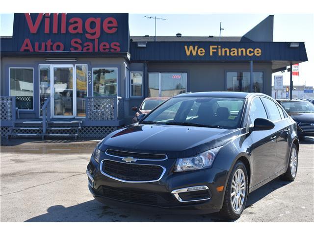 2015 Chevrolet Cruze ECO (Stk: P36211) in Saskatoon - Image 1 of 23