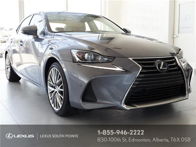 2018 Lexus IS 300 Base (Stk: L800466) in Edmonton - Image 1 of 21