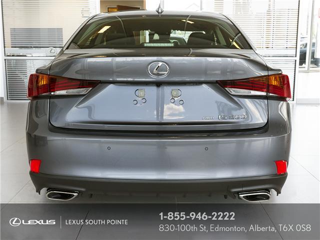 2018 Lexus IS 300 Base (Stk: L800466) in Edmonton - Image 6 of 21