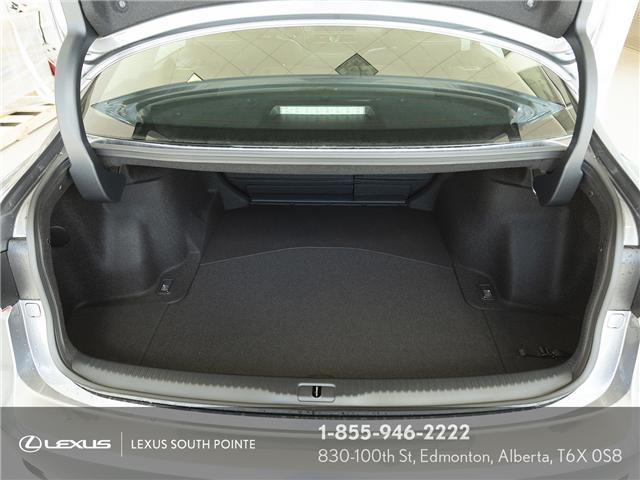 2018 Lexus IS 300 Base (Stk: L800466) in Edmonton - Image 8 of 21