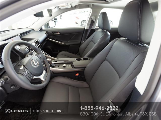 2018 Lexus IS 300 Base (Stk: L800466) in Edmonton - Image 10 of 21