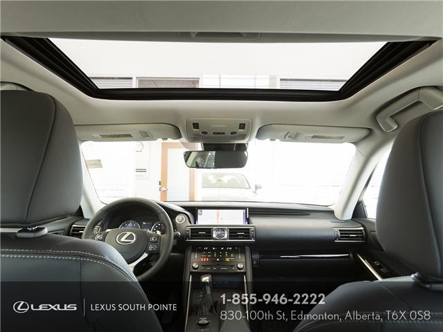 2018 Lexus IS 300 Base (Stk: L800466) in Edmonton - Image 11 of 21