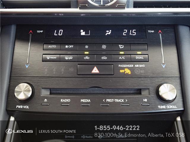 2018 Lexus IS 300 Base (Stk: L800466) in Edmonton - Image 15 of 21