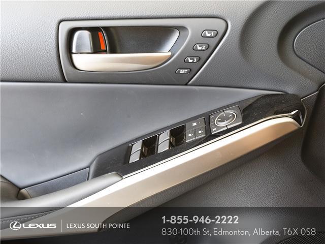 2018 Lexus IS 300 Base (Stk: L800466) in Edmonton - Image 20 of 21