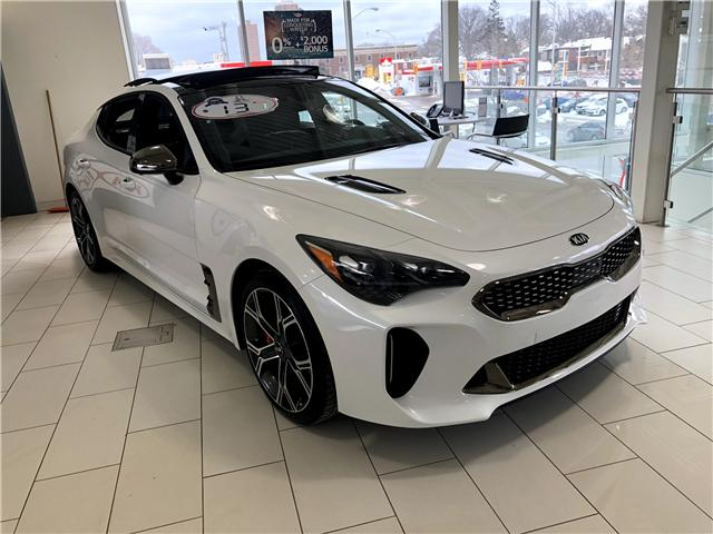 2019 Kia Stinger GT Limited (Stk: K190181) in Toronto - Image 1 of 6