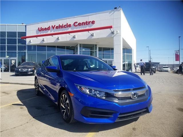 2016 Honda Civic LX (Stk: U194096) in Calgary - Image 1 of 25