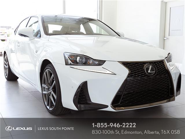 2018 Lexus IS 300 Base (Stk: L800385) in Edmonton - Image 1 of 19
