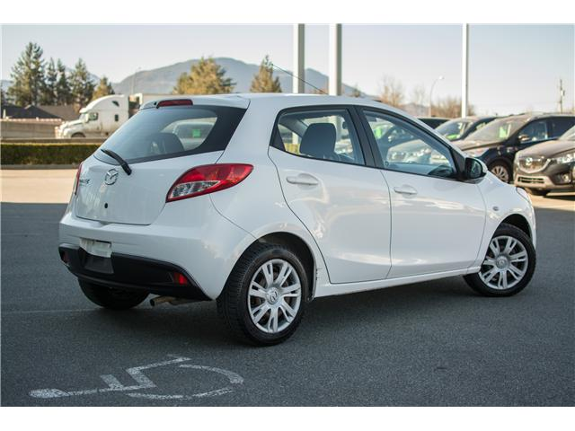 2011 Mazda Mazda2 GX (Stk: 8M295A) in Chilliwack - Image 4 of 20
