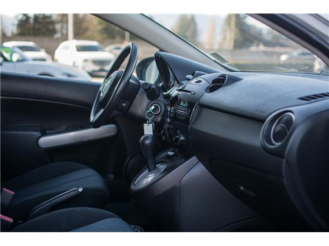 2011 Mazda Mazda2 GX (Stk: 8M295A) in Chilliwack - Image 15 of 20