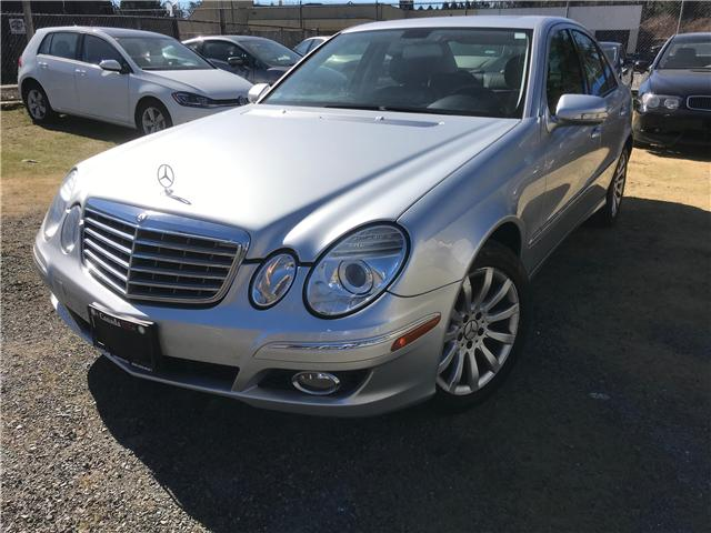 2007 Mercedes-Benz E-Class Base (Stk: 218661) in Abbotsford - Image 2 of 22