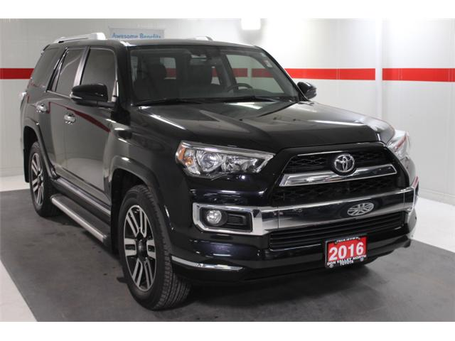 2016 Toyota 4Runner SR5 (Stk: 297487S) in Markham - Image 2 of 24
