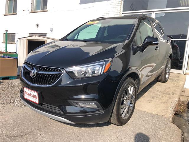2018 Buick Encore Sport Touring (Stk: 582598) in Markham - Image 1 of 5