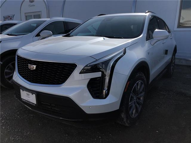 2019 Cadillac XT4 Sport (Stk: 168521) in Markham - Image 1 of 5