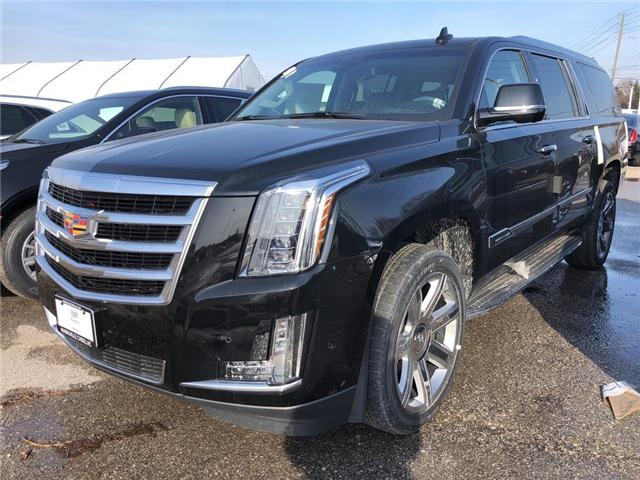 2019 Cadillac Escalade ESV Premium Luxury (Stk: 272809) in Markham - Image 1 of 5