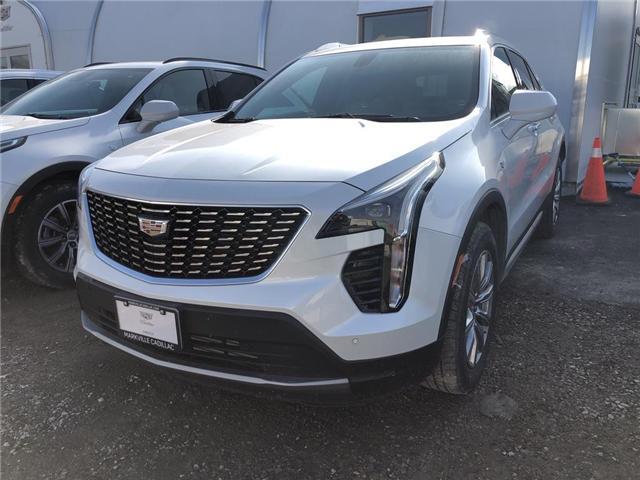 2019 Cadillac XT4 Premium Luxury (Stk: 170601) in Markham - Image 1 of 5