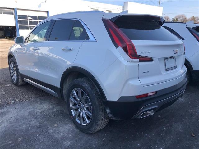 2019 Cadillac XT4 Premium Luxury (Stk: 170601) in Markham - Image 2 of 5