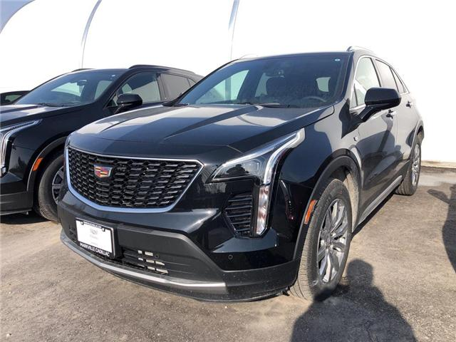 2019 Cadillac XT4 Premium Luxury (Stk: 170262) in Markham - Image 1 of 5